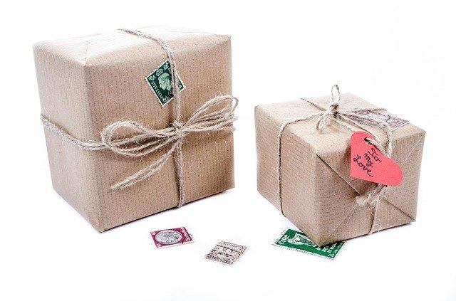 dva balíky